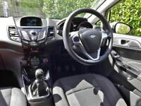 2013 Ford FIESTA 1.2 ZETEC Manual Hatchback