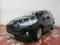 2011 Peugeot 207 1.6 HDI SW ACTIVE Estate Diesel Manual
