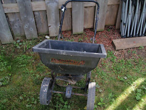 Grass Seed Spreader Cambridge Kitchener Area image 1
