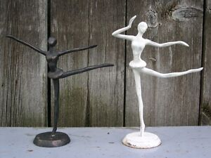 Sculptures de ballerines