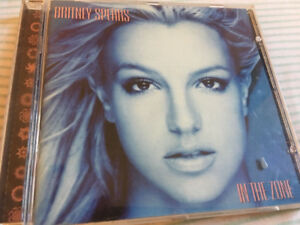 CD Britney Spears various, 10/10 condition