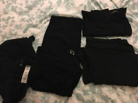 4 pairs of maternity leggings size 16-20 (New Look/Mothercare/Next)