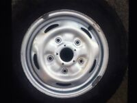 WANTED Ford Transit mk7 wheels & tyres
