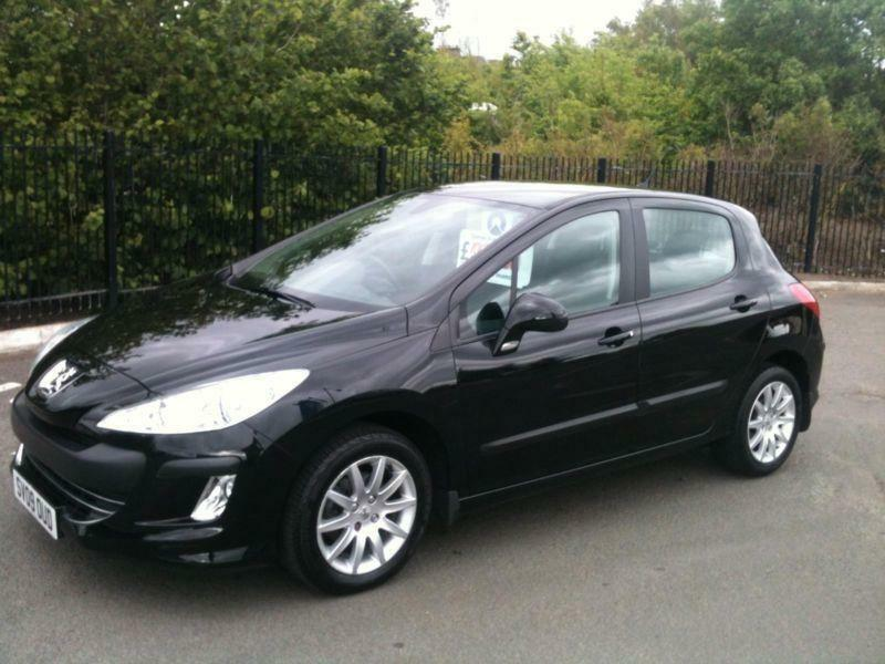 peugeot 308 1 4 vti 95bhp verve in dundee gumtree. Black Bedroom Furniture Sets. Home Design Ideas