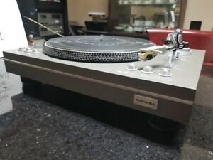 Table Tournante «Vintage» Toshiba SR-F430 Direct Drive Turntable