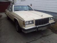 1983 Buick Part Avenue