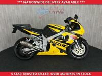 SUZUKI GSXR750 GSXR 750 K2 MOT TILL JULY 19 VERY CLEAN EXAMPLE 2002 02