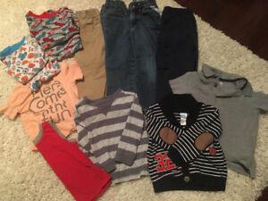 Size 3T Jeans, pjs, khakis