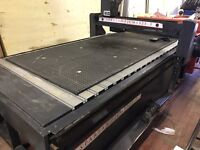CNC Router 1325 Spartan Used but fully working.