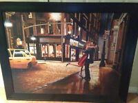 NYC Street Scene Painting