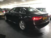 2014 Audi A4 2.0 TDI S line 4dr