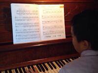 Piano lessons ( Penbrooke SE)