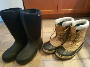 Winter boots !!