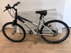 Giant rock mountain bike in good working condition