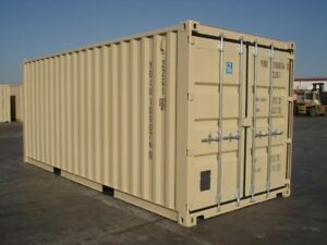 Sea and Storage Containers 20' or 40' for SALE or RENT