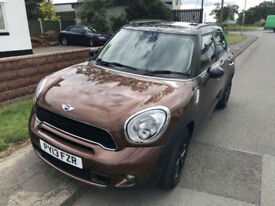 Mini Mini Countryman 2.0TD ( 143bhp ) ( Chili ) 2014MY Cooper SD (Chili)