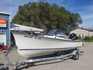 19 ft Seabreeze with 90hp ob. Great boat and an unbeatable price