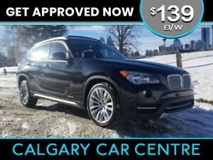 2014 BMW X1 $149B/W TEXT US FOR EASY FINANCING! 587-582-2859