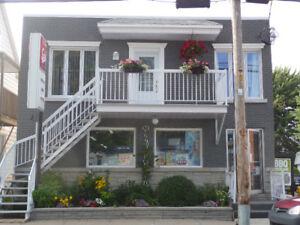 Immeuble  résidentiel et commercial