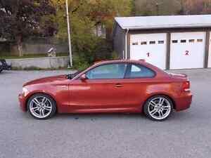 BMW 135i M package  Saguenay Saguenay-Lac-Saint-Jean image 2