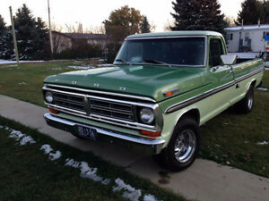 restored 1972 Ford for sale