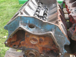 455 F engine block from desirable Lansing Michigan plant