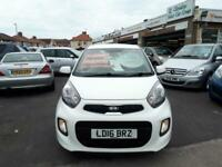 2016 Kia Picanto '2' 1.25 Automatic 5-Door From £7,195 + Retail Package HATCHBAC
