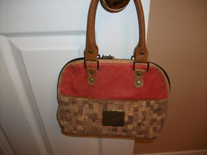 GRIB CORK PURSE  FROM PORTUGAL Kitchener / Waterloo Kitchener Area image 1