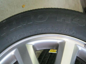 OEM Buick Allure rims and tires Stratford Kitchener Area image 6