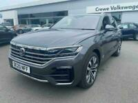 2020 Volkswagen Touareg 5dr 3.0TSI 340ps 4Motion R-Line Tech Auto Estate Petrol