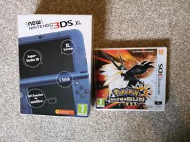 SOLD: Nintendo 3DS XL + Pokémon Ultra Sun