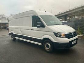 VW CRAFTER CR35 LWB STARTLINE, 1 OWNER FROM NEW, FULL SERVICE HISTORY,