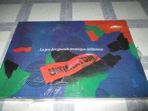 Ultimatum Board Game - Vintage 80's NEW