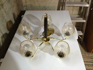 Fan for over stove, Chandelier