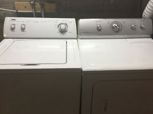 Inglis Washer & Maytag Dryer