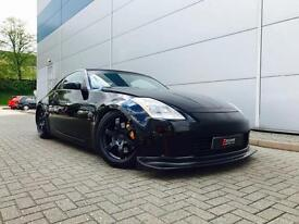 2005 05 Reg Nissan 350Z 3.5 V6 GT Pack Black + UK + Nismo Style Kit + Brembos