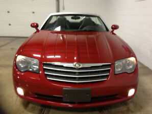 2005 Chrysler Crossfire 2 dr Roadster Limited Convertible