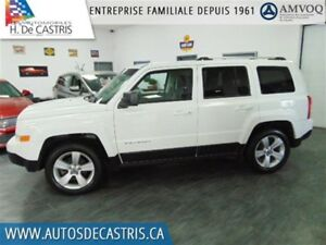 Jeep Patriot LIMITED*4X4, CUIR, MAGS 2014