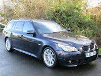 2007 BMW 5 Series 3.0 530d M Sport Touring 5dr