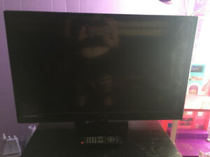 """34"""" EMERSON FLAT SCREEN GREAT CONDITION"""