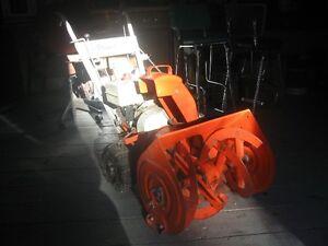 For sale snowblower