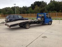 Ford Transit Recovery Truck Lwb (Lez complaint can drive in London) Long Mot Very Good Work Truck