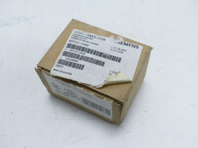 Siemens Logopower 3v3a 6ep1311-1sh02 Power Supply Unbenutzt Ovp