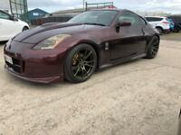 One OFF Nissan 350Z 3.5 V6 GT Pack Supercharged 47,000 miles FSH