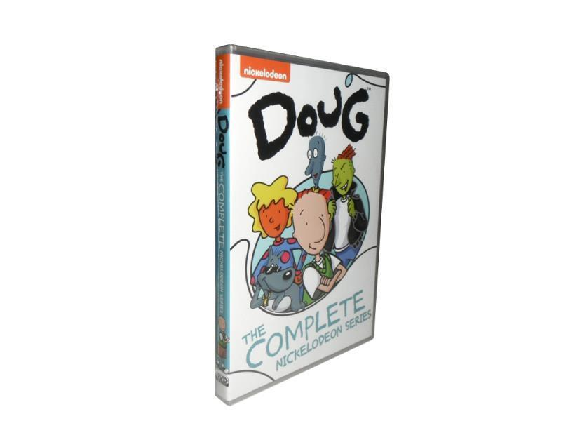 Doug: The Complete Nickel....<br>