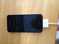 **Excellent, Flawless** black iPhone 4s 16gb