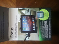 IPad or tablet Headrest mount