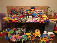 Lots of Toys...Toys...Baby and Toddler Toys....Great Selection