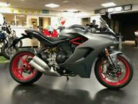 Ducati Supersport in Titanium Grey - FREE TOURING PACK INCLUDED