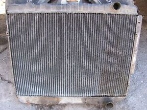 Radiator from 62 Chrysler